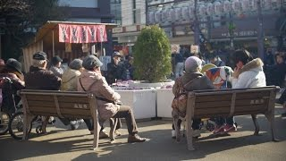 Senior style in Japan – living the good life at 80