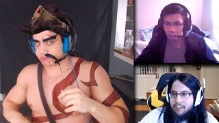 TYLER1 RETURNS TO LEAGUE OF LEGENDS!? HOW HE WAS UNBANNED? | Shiphtur | Imaqtpie | LoL Funny Moments