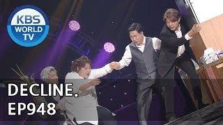 Decline I 기울어家 [Gag Concert / 2018.05.19]