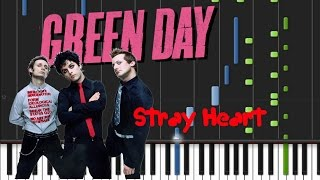 Green Day - Stray Heart [Synthesia Tutorial]