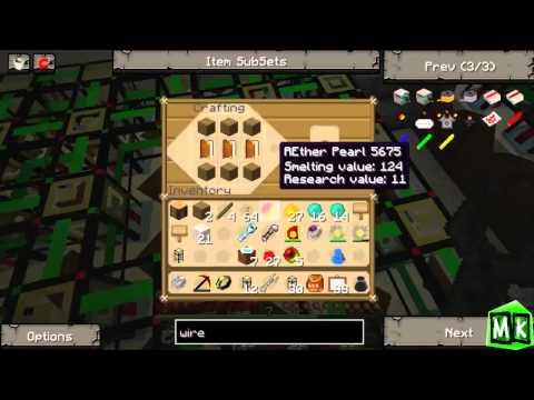 Minecraft: Technic Let's Play #39: Secondo piano della casa + Wireless Receiver & Wireless Remote!