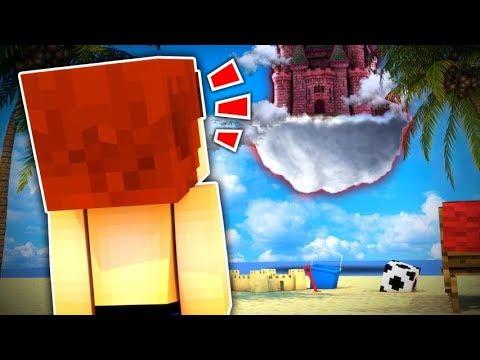 Minecraft Vacation - SKY ISLAND !? (Minecraft Roleplay)