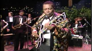 "B.B. King, ""Stormy Monday Blues,"" ACL 1996."
