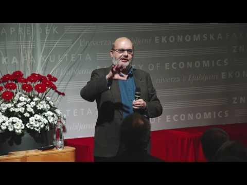 Branko Milanović na Ekonomski fakulteti Univerze v Ljubljani