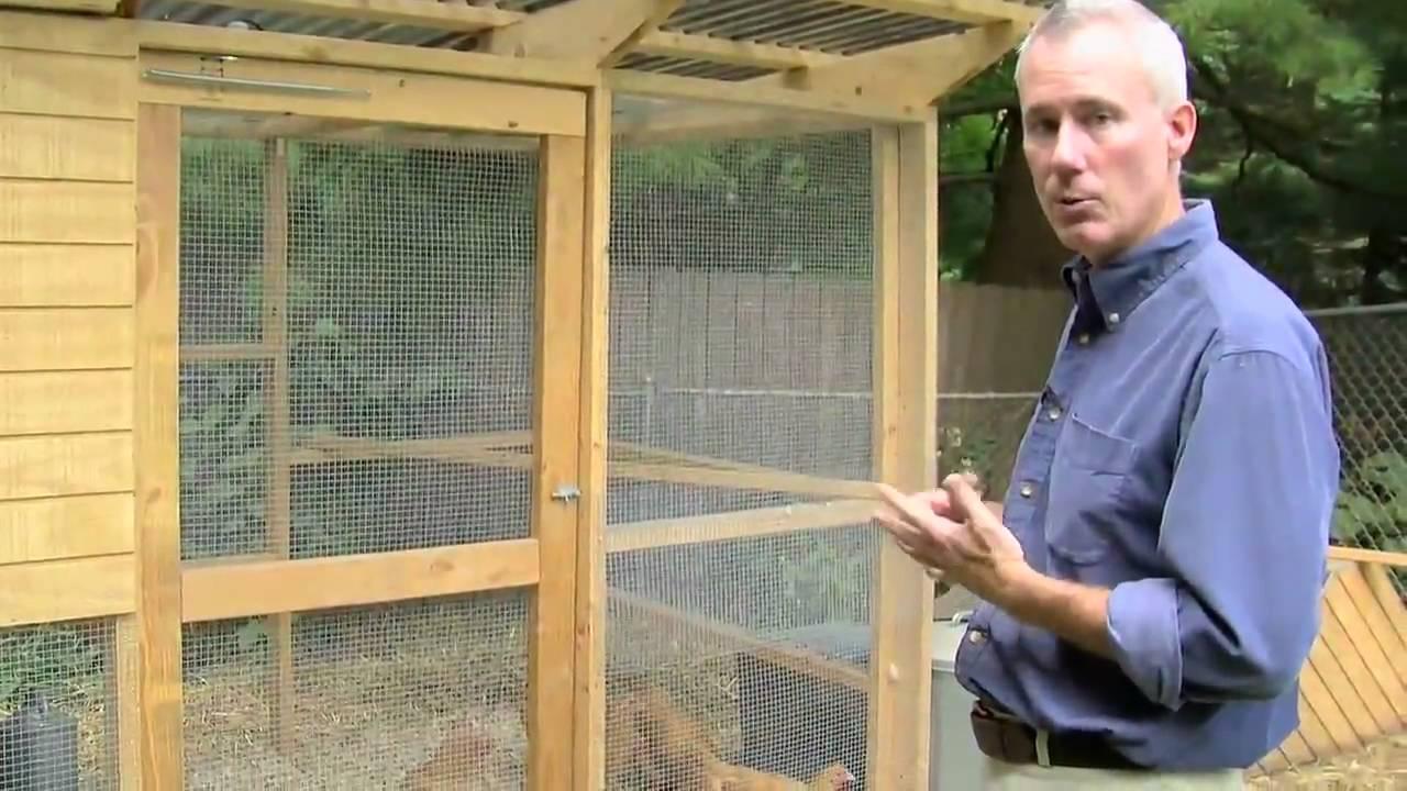 Chicken Coop Tour The Garden Coop YouTube – The Garden Coop Plans Pdf