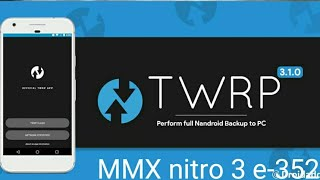 How to install twrp on micromax nitro