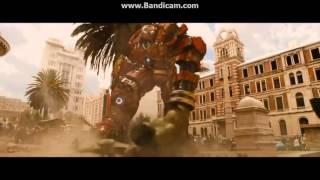 Халк против Железного человека, Hulk vs iron man