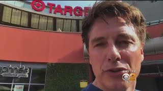 Actor Chastises WeHo Target, Claims Employees Tried To Stop Him From Helping Homeless Man