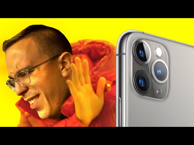 You Don't Need the iPhone 11 Pro