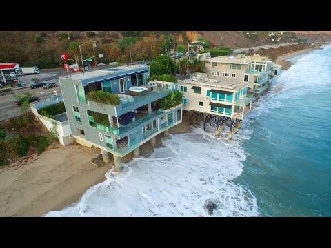 Malibu Beachfront Estate listed by Madison Hildebrand