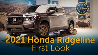 2021 Honda Ridgeline | First Look