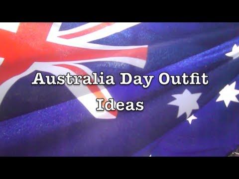Australia Day outfit ideas!! - YouTube