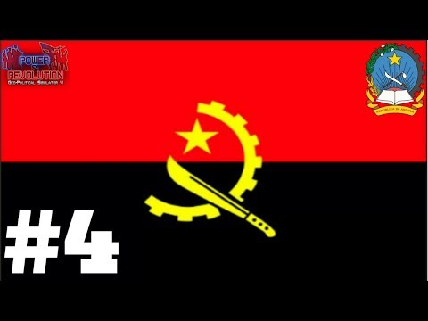 Geopolitical Simulator 4 2018- Angola - pt 4: Horrible Deficit