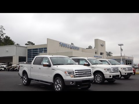 Ford F150 Lariat Vs Platinum Vs Limited Comparison