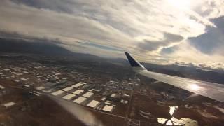United Express 6466 | Salt Lake City International Airport Takeoff