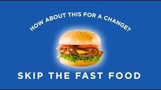 Skip the Burger, Donate the Cheddar   Cincinnati Walks for Kids