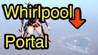 Horizon Zero Dawn: Whirlpool Portal (Metal Gear Survive Easter Egg)