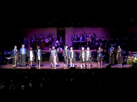 Booker T. Washington High School For The Performing and Visual Arts -  Graduation Music 2017