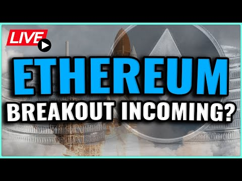 HUGE Ethereum Breakout May Be HOURS Away! CARDANO MOONSHOTS! Coffee N Crypto LIVE
