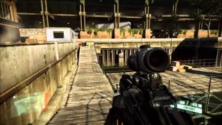 Crysis 2 Gameplay Demo (Xbox 360)