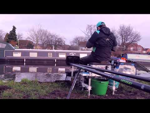 Stainforth And Keadby Canal At Thorne. Roach & Skimmers Pole Fishing