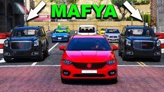 Fiat Ailesi Arabalar Mafyadan Kaçıyor