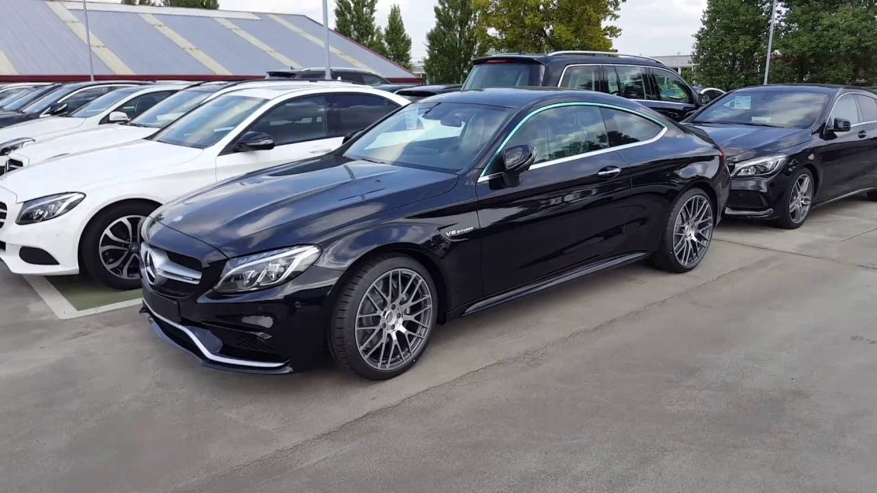 the all new mercedes amg c63 coupe and c43 coupe 1080p youtube. Black Bedroom Furniture Sets. Home Design Ideas