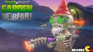 Creepy Santa Claus Unlocked - Plants vs Zombies Garden Warfare