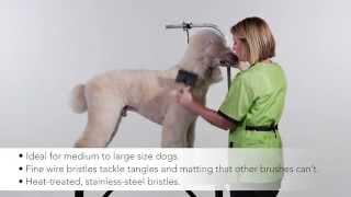 Andis Premium Pet Grooming Tools - Large Firm Slicker Brush