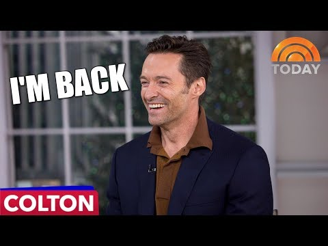 Hugh Jackman's HUGE announcement!
