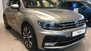 2017 New Volkswagen Tiguan - Exterior and Interior Review