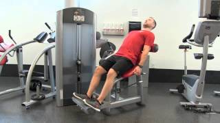 Life Fitness Back Extension Tutorial