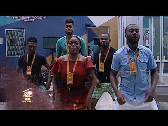 Week 1 in Biggie's House | Big Brother: See Gobbe | Africa Magic