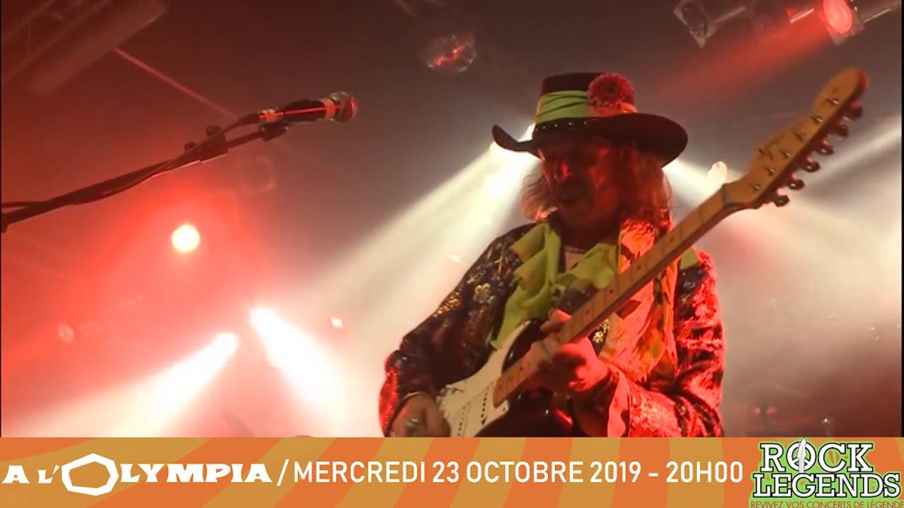 ROCK LEGENDS | Woodstock 50th Anniversary - PARIS