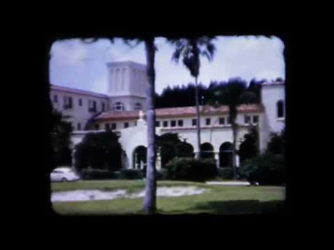 Trade Winds Club Indialantic, Florida 1959