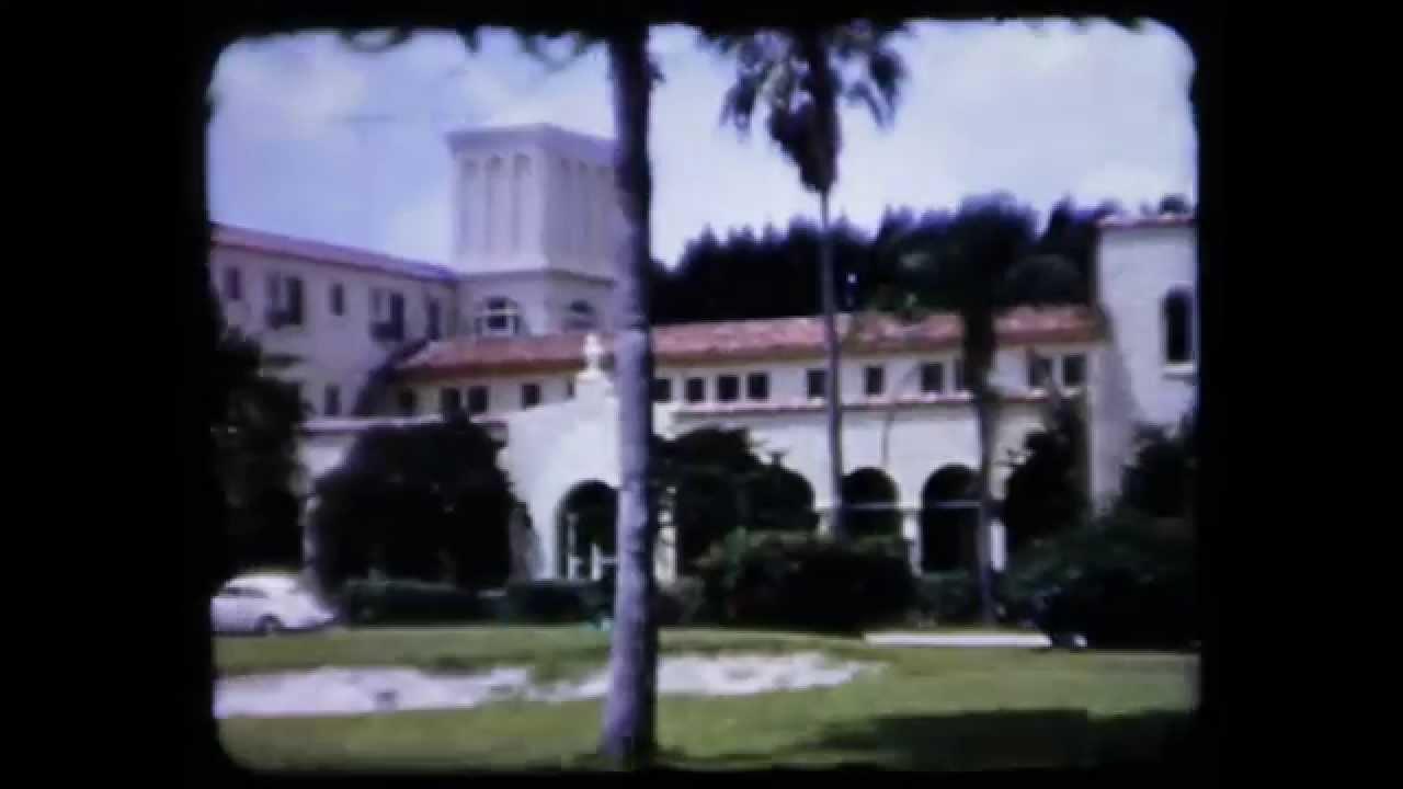 Trade Winds Club Indialantic Florida 1959