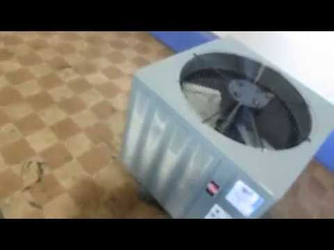 RHEEM Used AC Condenser 13AJA30A01757 3B Used Air Conditioners For Sale, Shipped Nationally