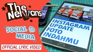 Cover images The Nelwans - Social Media (Official Lyric Video)  | Best HD Video Quality