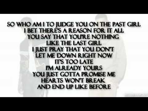 Jamie Foxx - Fall For Your Type LYRICS on Screen ft. Drake 2011