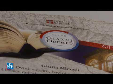 Il premio Gianni Oberto