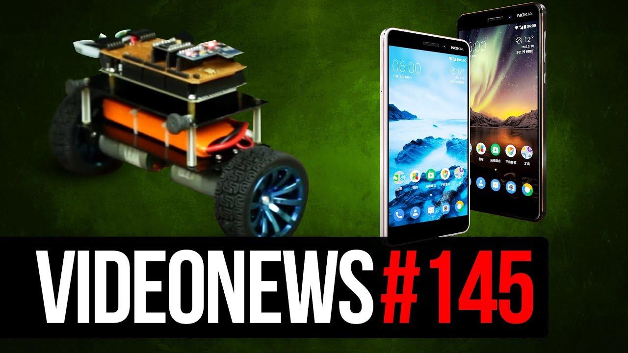 Nowe iPhone, MWC 2018, Nowe PokemonGO – VideoNews #145