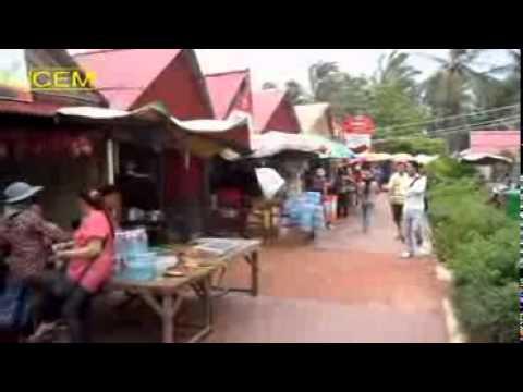 Cambodia - Kep - Hotel Region Crabmarket Nightlife