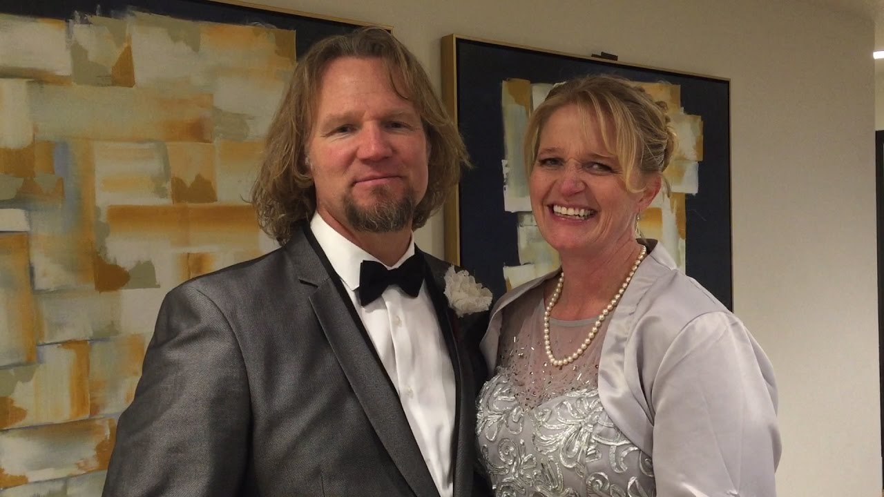 Mykelti is Married! Christine and Kody Celebrate | Sister Wives