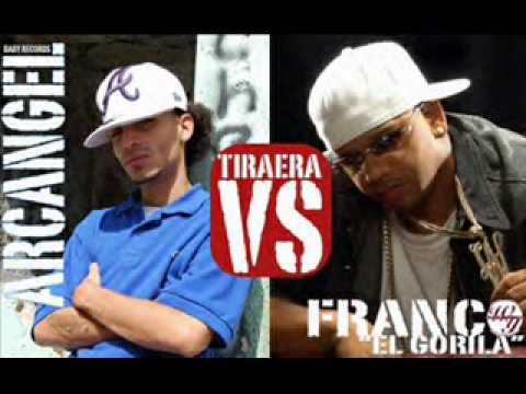 """Arcangel- No me ronques (Tiraera Pa Franco """"El Gorila"""")  (Letras)   Clasico SUSCRIBETE"""