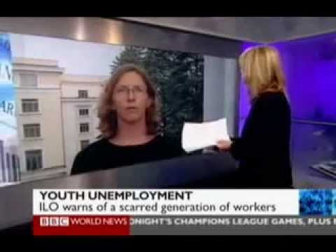 BBC World Business Report on Youth Employment