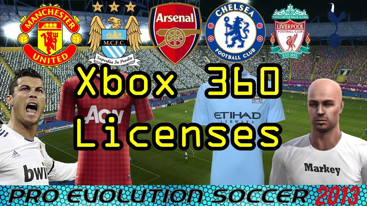 Mod Pes 2013 Xbox