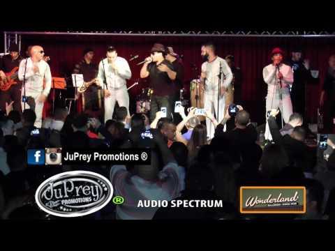 Elvis Crespo Ft. Grupo Mania  Linda Eh @ Wonderland BallroomBoston