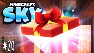 DAS GESCHENK VON PALDADOBEY ★ Minecraft: SKY - #20 | HerrBergmann