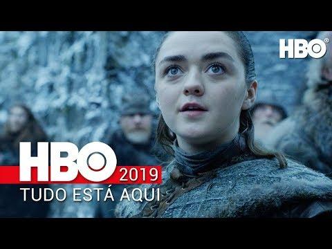 Temporada Final de GAME OF THRONES, Filme de DEADWOOD e Série de WATCHMEN no Trailer da HBO