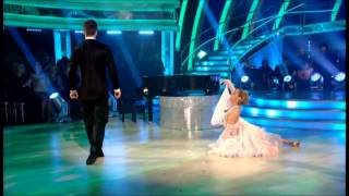 Pasha Kovalev and Chelsee Healey ~ Foxtrot ~ Week 7 ~ Strictly 2011